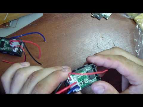 видео: вольт амперметр и универсальный провод