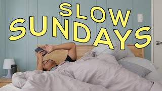 Slow Sundays | A Calming Vlog