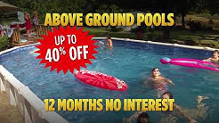 Splash Jacksonville Spring Cleaning Sale Above Ground and In Ground Pools