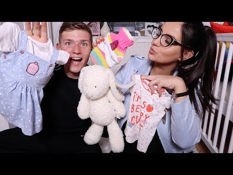 IM SORRY!! + HUGE FAN MAIL OPENING FOR OUR NEWBORN BABY!!!