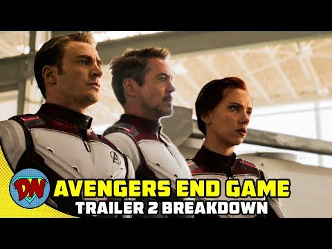 Avengers 4 End Game Trailer 2 Breakdown In Hindi | DesiNerd
