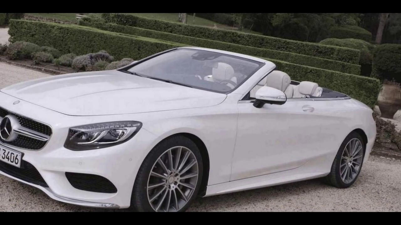 mercedes e 2017 e class cabriolet convertible concept. Black Bedroom Furniture Sets. Home Design Ideas