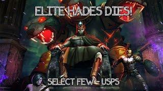 Elite Hades Finally DIES! @DCUO
