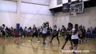 Atlanta Girls Team17 vs Team18
