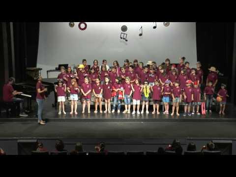 Anem a la Piscina Coral de Iniciació Escola de Música d' Ulldecona