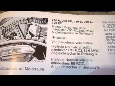 Mercedes benz c 280 расход топлива