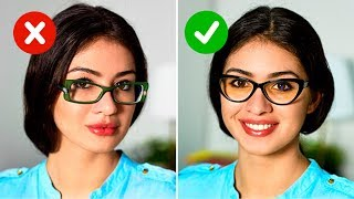 11 Tricks for Those Who Wear Glasses (FUNNY BONUS)