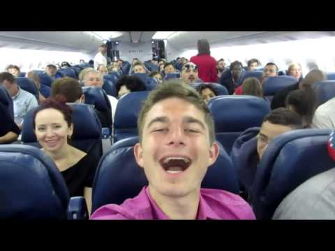 Thumbnail: Screaming On A Plane!
