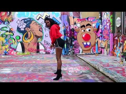 MHD - AFRO TRAP Part.7 La Puissance Dance by Chardelle Moore!