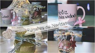 DIY Regalos de Navidad. ♡ PaoDress
