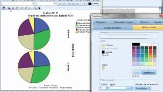 Repeat youtube video 03C Graficas Variables Cruzadas SPSS