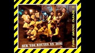 Funky Groove Parade (marché de Noël 2015 - Ligueil)