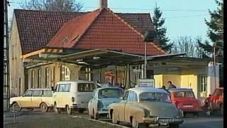 Minol Tankstelle 1989