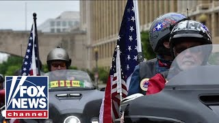Pentagon denies veterans space for motorcycle rally