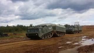 Армия 2016. Поготовка к показу.