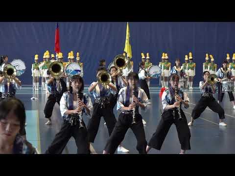 溫哥華台加藝文節 - 北一女樂儀旗隊表演 ▶17:07