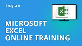 Microsoft Excel Online Training | Microsoft Excel Video Tutorial | MS Excel Training