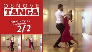 Tango 2. dio: Tvoja prva tango koreografija! | Lijeva&Desna