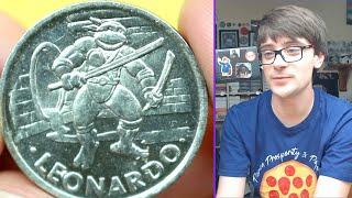 Teenage Mutant Ninja Turtles??? World Coin Hunt #128
