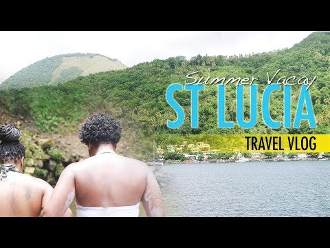 St Lucia Travel VLOG   Sandals La Toc   Summer Vacay 2018