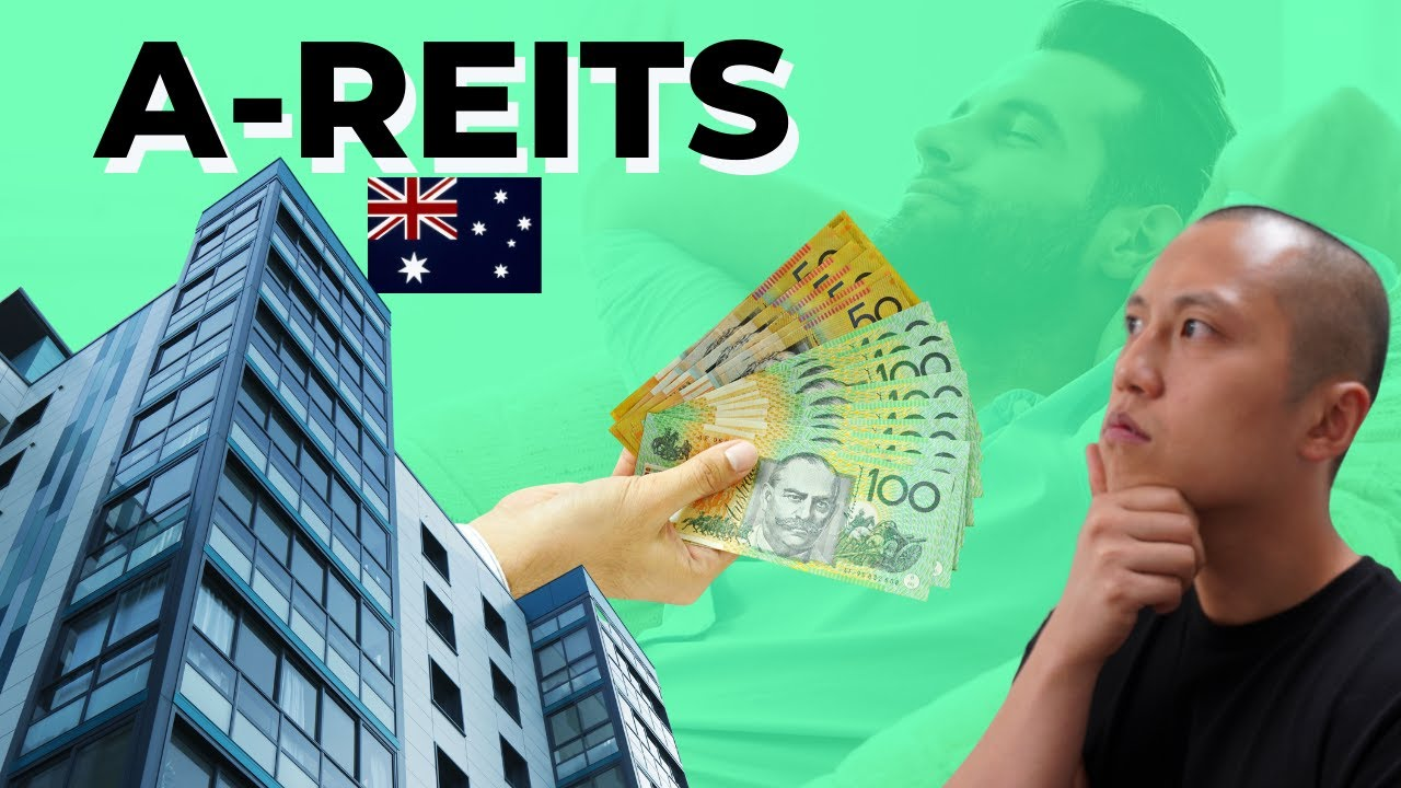REIT Australia Yielding 5% Or More? // Generate Passive Income (Australia) With ASX REIT Investing📈