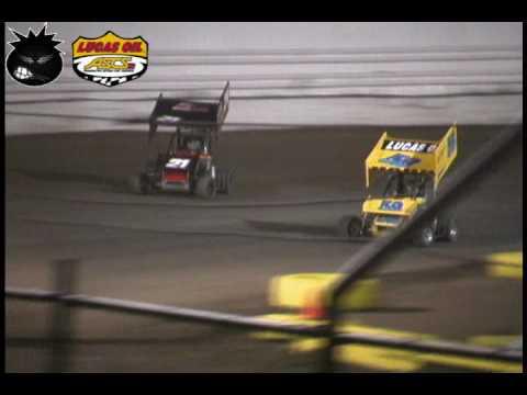ASCS2 Creek County Speedway 5-21-10 Highlights