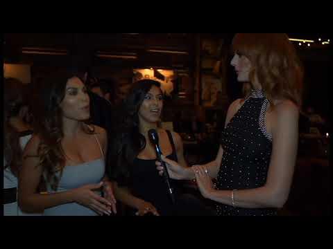 Luxury Mixer // Hyde Sunset Los Angeles // Nathalia & Jo