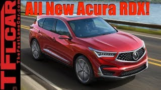 LIVE: Watch the all new 2019 Acura RDX Debut in Detroit