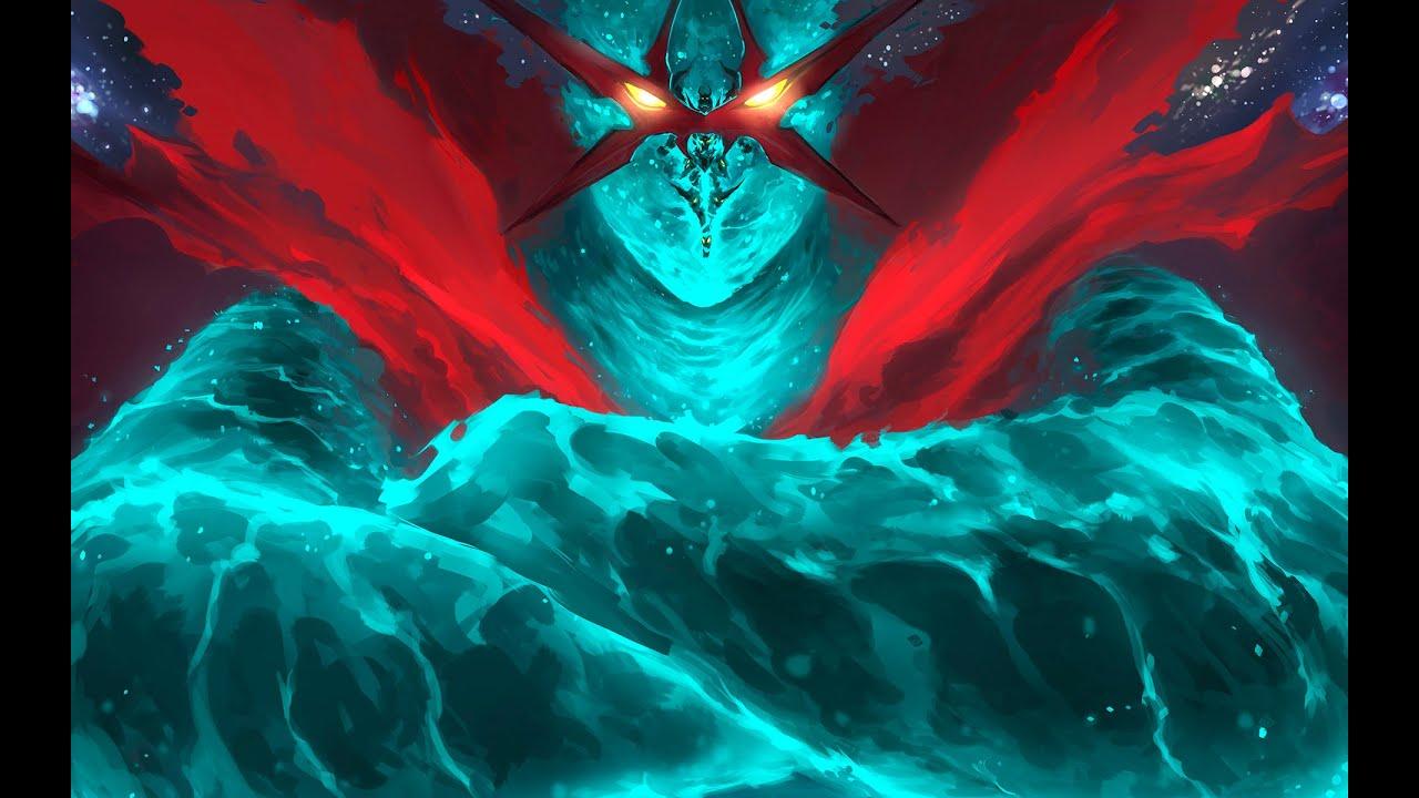 Goku Wallpaper Hd Tengen Toppa Gurren Lagann Our Destiny Amv Youtube