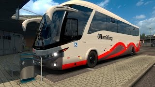 ETS 2 - Marcopolo G7 by Fabio Contier - Wendling Turismo