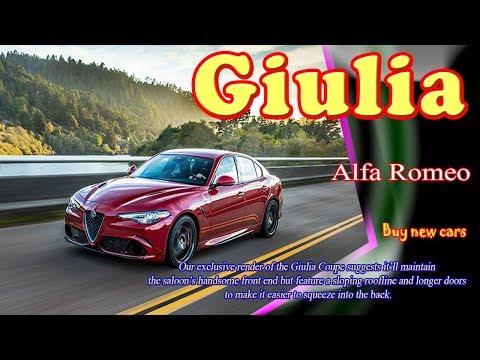 2019 Alfa Romeo Giulia With All Changes