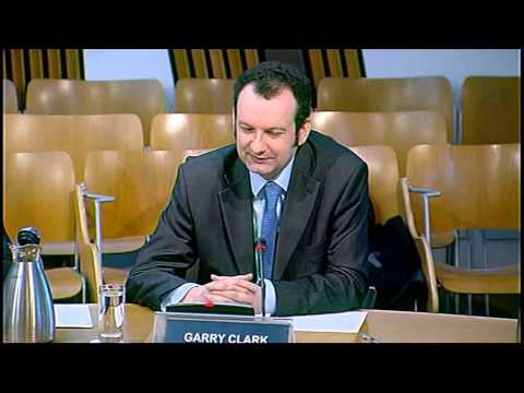 Education and Culture Committee - Scottish Parliament: 1st April 2014