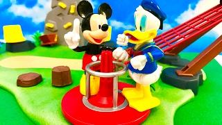 myszka miki klub przyjaciol myszki miki po polsku wypadek na placu zabaw mickey mouse