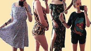 ОБЗОР ОДЕЖДЫ ИЗ КИТАЯ С ПРИМЕРКОЙ   ZAFUL   мужская и женская одежда с сайта зафул