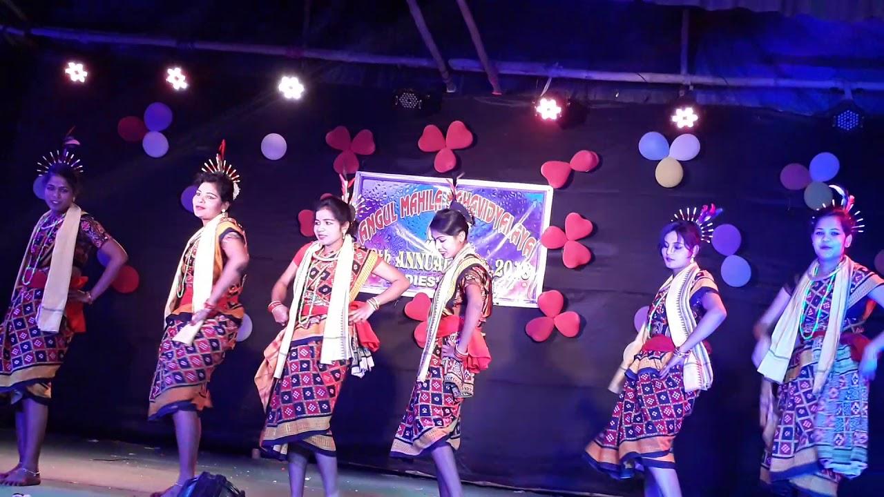 cham cham single dance performance