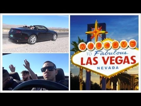 TRAVEL GUIDE: Driving Fast Cars in Las Vegas