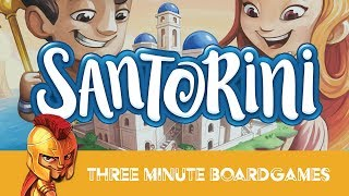 Santorini in about 3 minutes