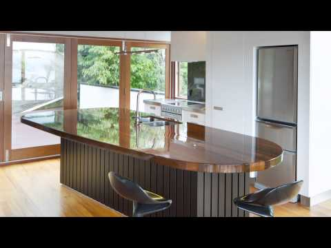 Designing a new kitchen that would complement the era of a 1960s house