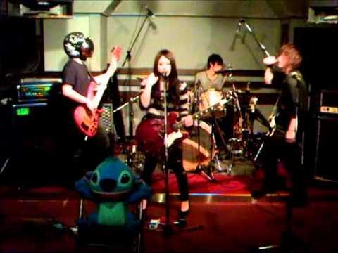 バンドで 初音ミク『嘘つきのパレード』を演奏してみた。