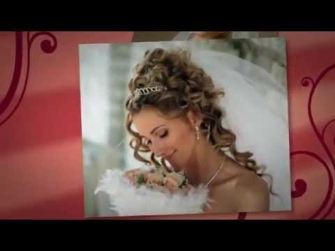 Свадебные прически с фатой 2015 / Wedding hairstyles with veil 2015