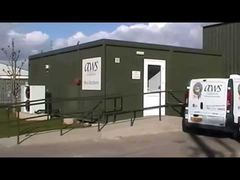 Fisher Modular Construction UK Ltd - 90mtr/sq Abattoir Extension