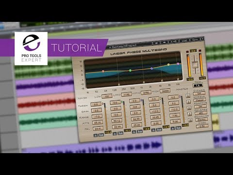 Waves Linear Phase Multiband. Possibly The Only Multiband Compressor You Need