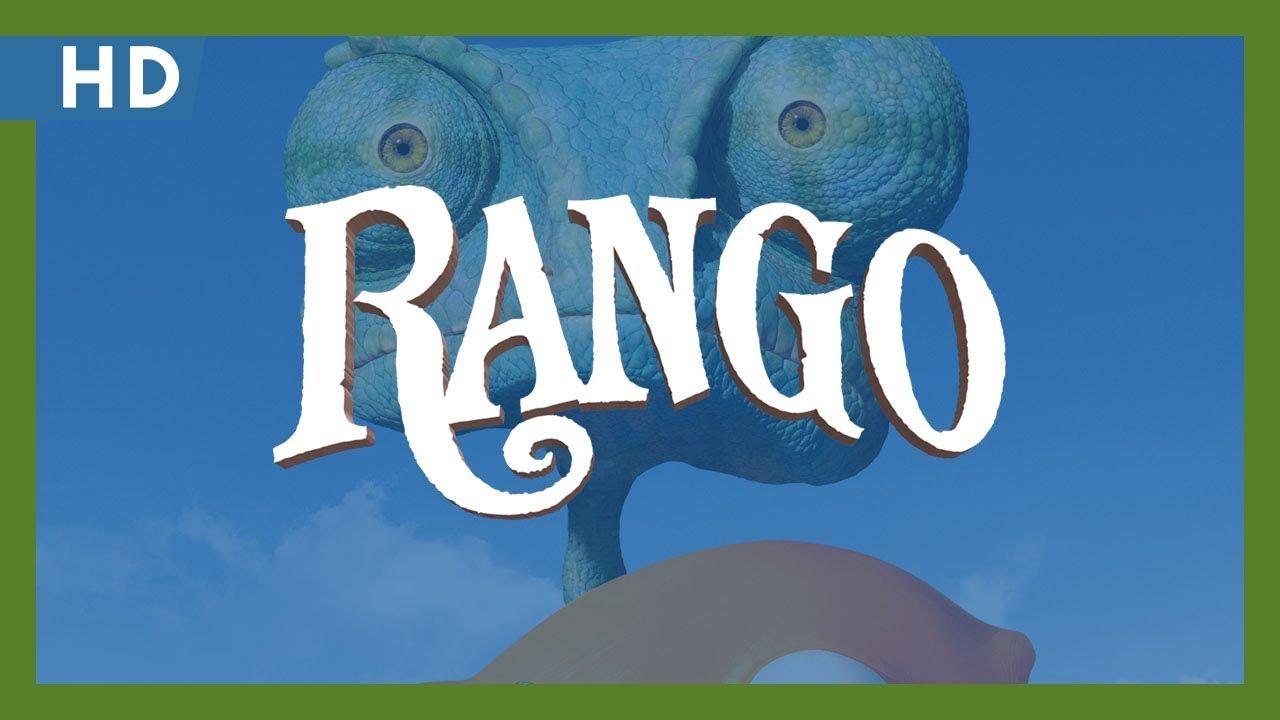 Rango (2011) Trailer