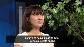 Yo era bulímica. : Mina Kim, Iglesia Hanmaum