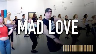 MAD LOVE - Mabel BEGINNER Dance | Commercial Choreography #BHchoreo