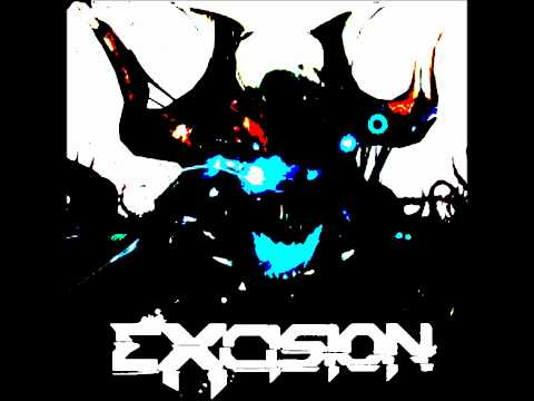 Excision - X Rated (bass boost)