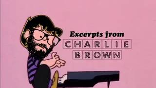 Video Charlie Brown Piano Excerpts download MP3, 3GP, MP4, WEBM, AVI, FLV Agustus 2018