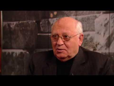 Frost Over the World -President Mikhail Gorbachev-6Nov09-Pt2