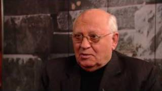 Frost Over the World -President Mikhail Gorbachev-6Nov09-Pt2
