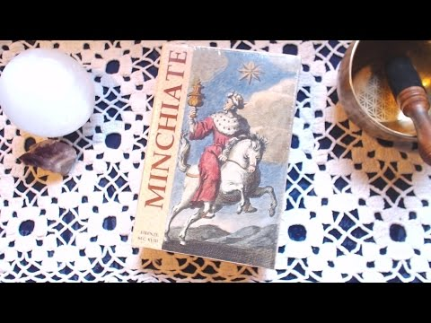 Minchiate Florentine tarot deck unboxing and review